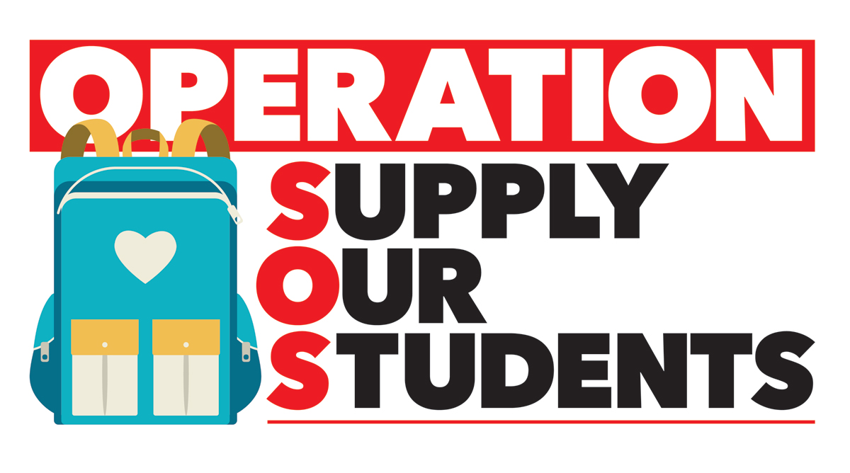 Operation SOS - Supply Our Students